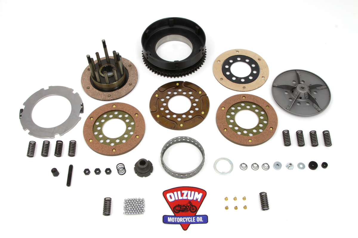 45 Clutch Pack Kit