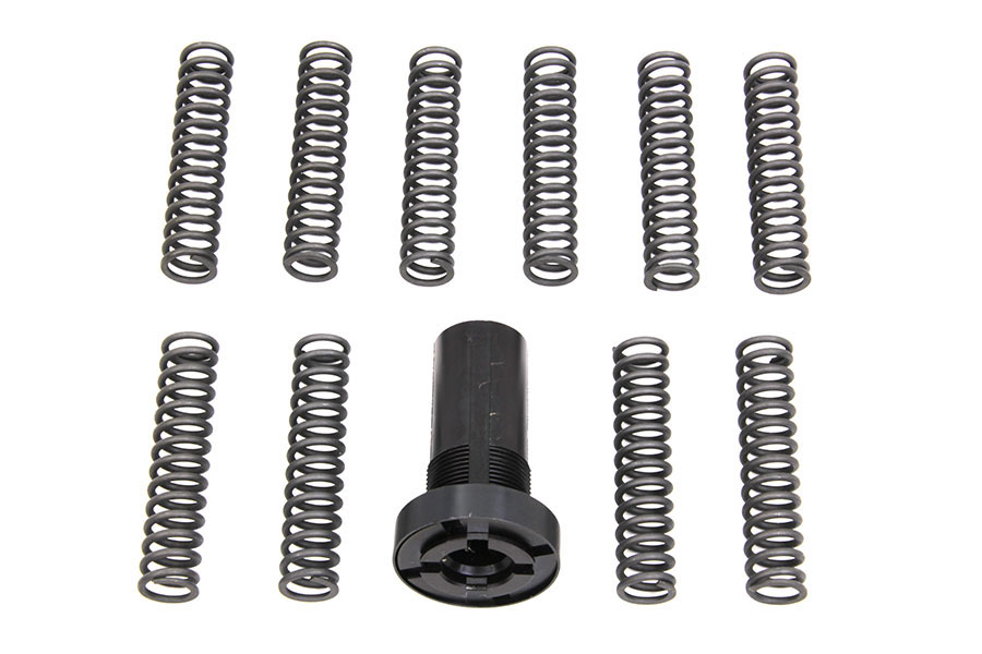 Clutch Hub Nut Kit and Spring Kit