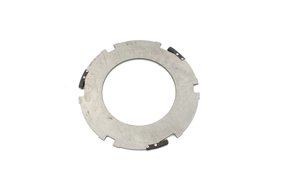 Steel Drive Clutch Plate with Rattler