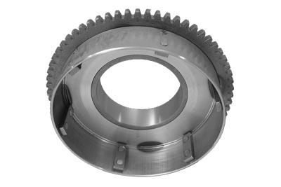 Replica Clutch Drum with Starter Gear
