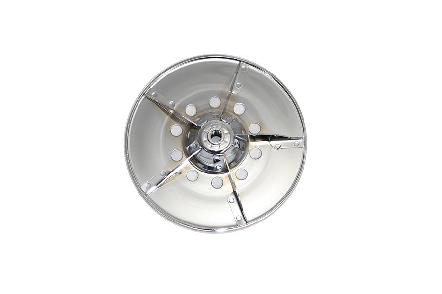 Clutch Releasing Disc Chrome
