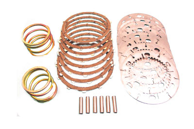 Clutch and Spring Kit