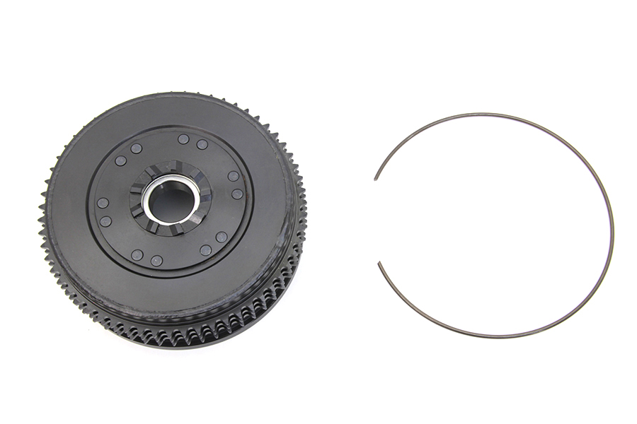 Clutch Drum Assembly with Ratchet Plate