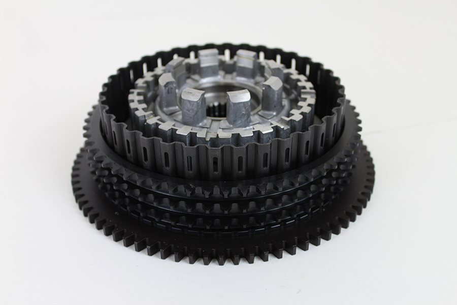 Clutch Drum Assembly with Sprocket and Hub