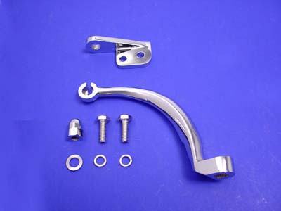 Clutch Release Lever Set Chrome