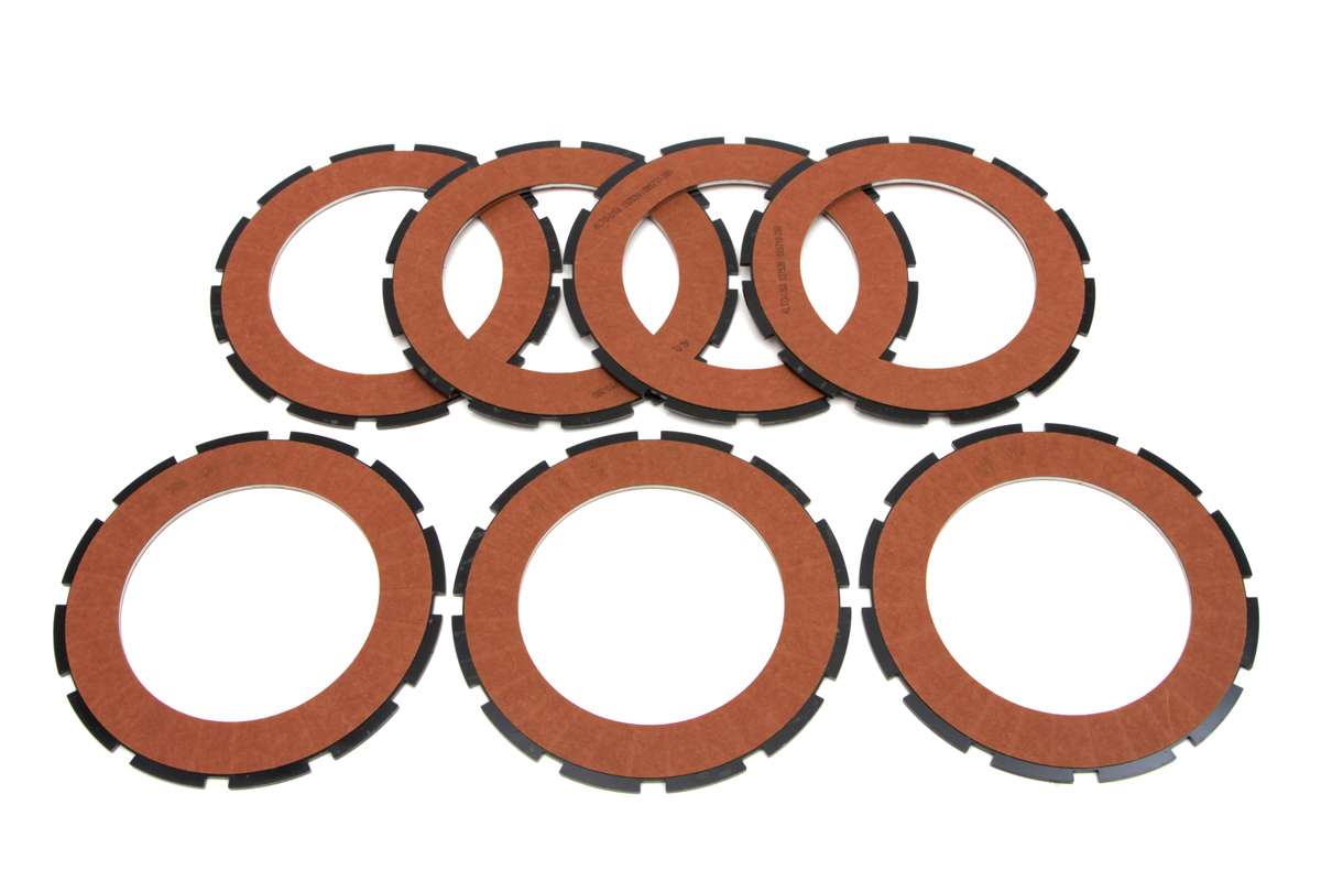 Red Eagle Alto Clutch Set
