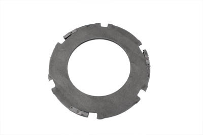 Red Eagle Clutch Plate with Rattler