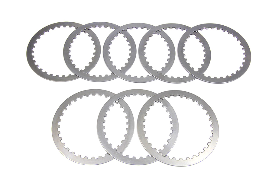 York Steel Clutch Plate Set