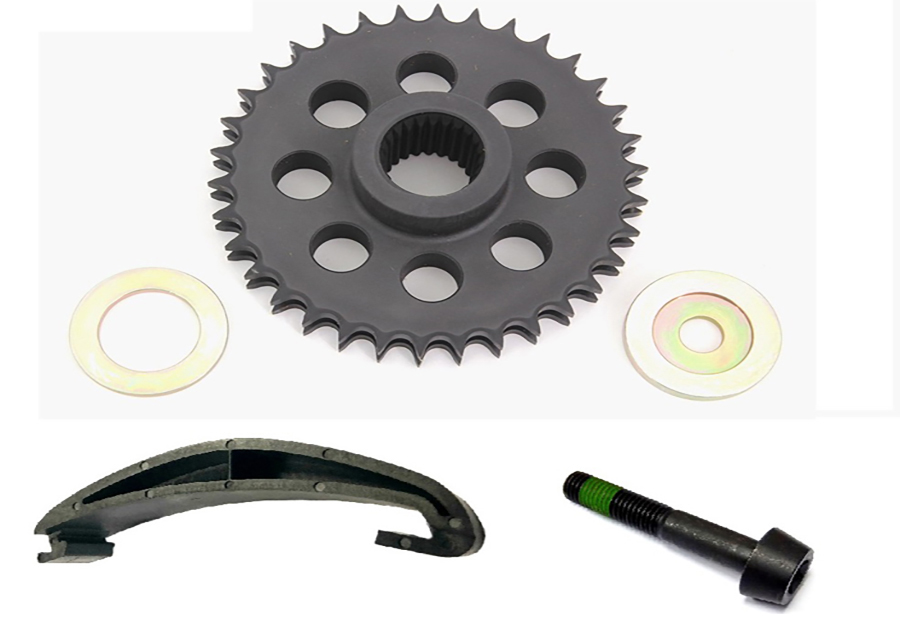 Solo 32 Tooth Solid Compensator and Tensioner Shoe Kit