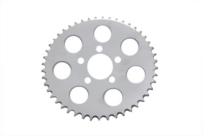 *UPDATE Zinc Rear 47 Tooth Sprocket