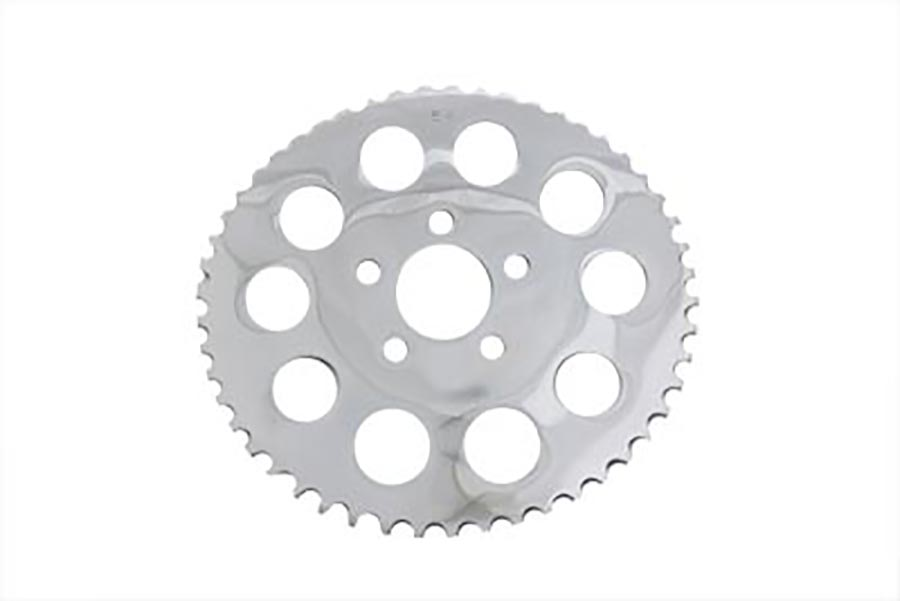 Rear 51 Tooth Chrome Sprocket