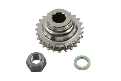 24 Tooth Engine Sprocket with Spline