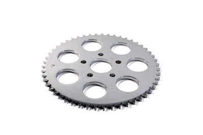 Rear Sprocket Chrome 51 Tooth