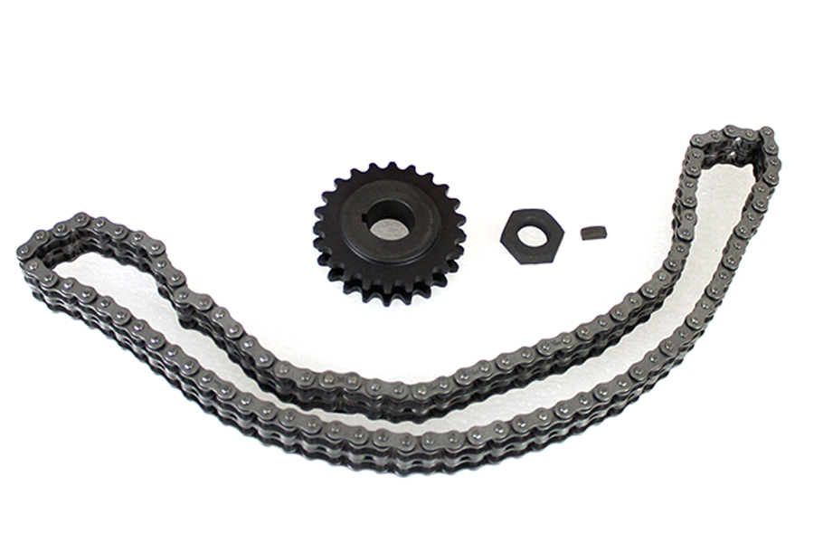 "45"" G Sprocket and Chain Kit 22 Tooth"