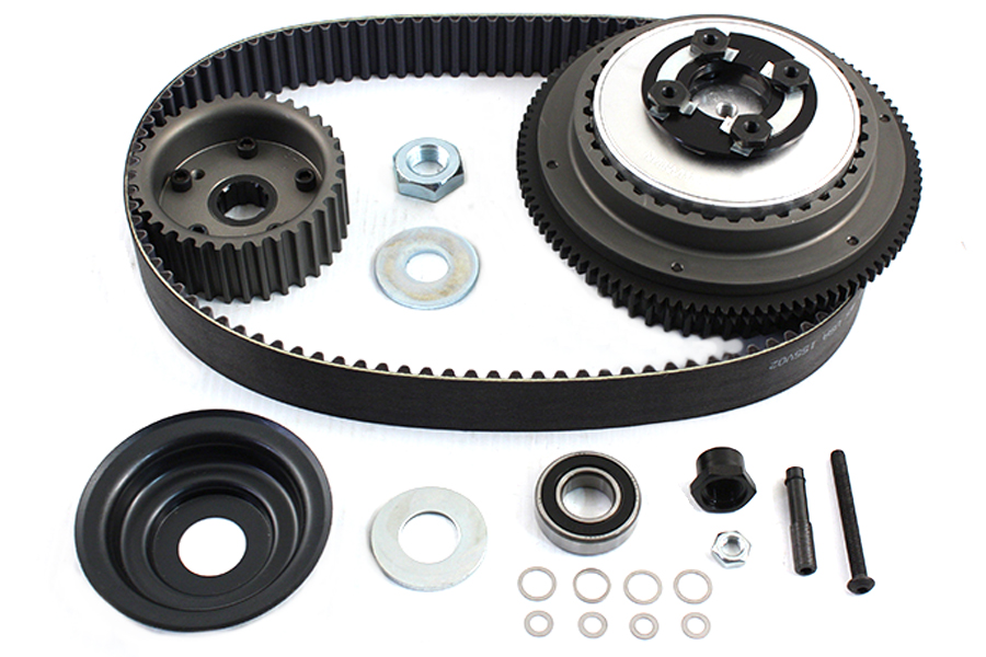Brute III Belt Drive without Idler 11mm