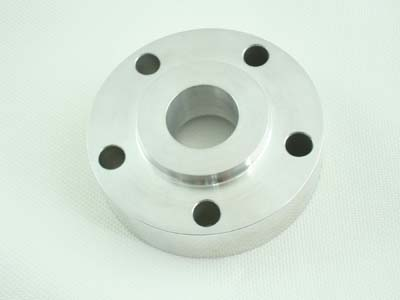 "Pulley Brake Disc Spacer Alloy 1"" Thickness"
