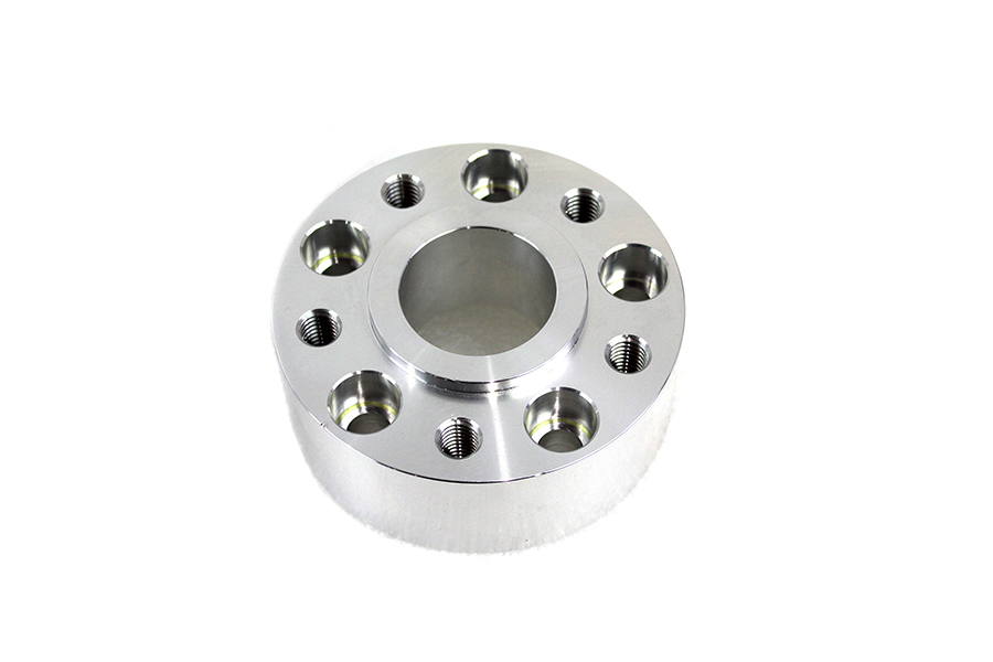 "Pulley Brake Disc Spacer Alloy 1-1/2"" Thickness"