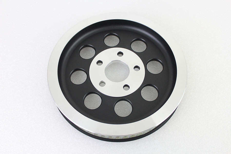 Black Rear Belt Pulley 61 Tooth