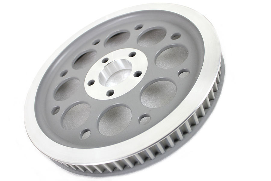 Silver Rear Belt Pulley 70 Tooth