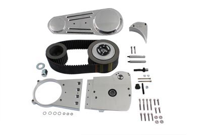 "*UPDATE Primo Belt Drive Kit 3"" Satin Finish"
