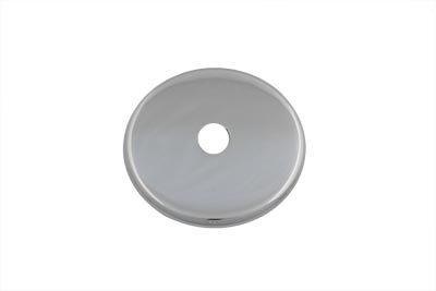 Chrome Alternator Belt Drive Disc Cover
