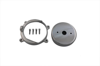 *UPDATE Belt Drive Alternator Cover Kit Chrome