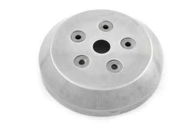 *UPDATE 5-Hole Clutch Dome Polished