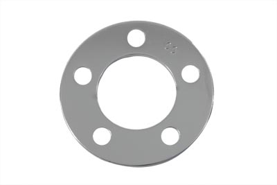 "Rear Pulley Brake Disc Spacer Steel 1/8"" Thickness"