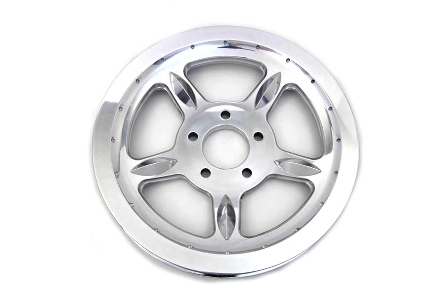 Rear Pulley 68 Tooth Chrome