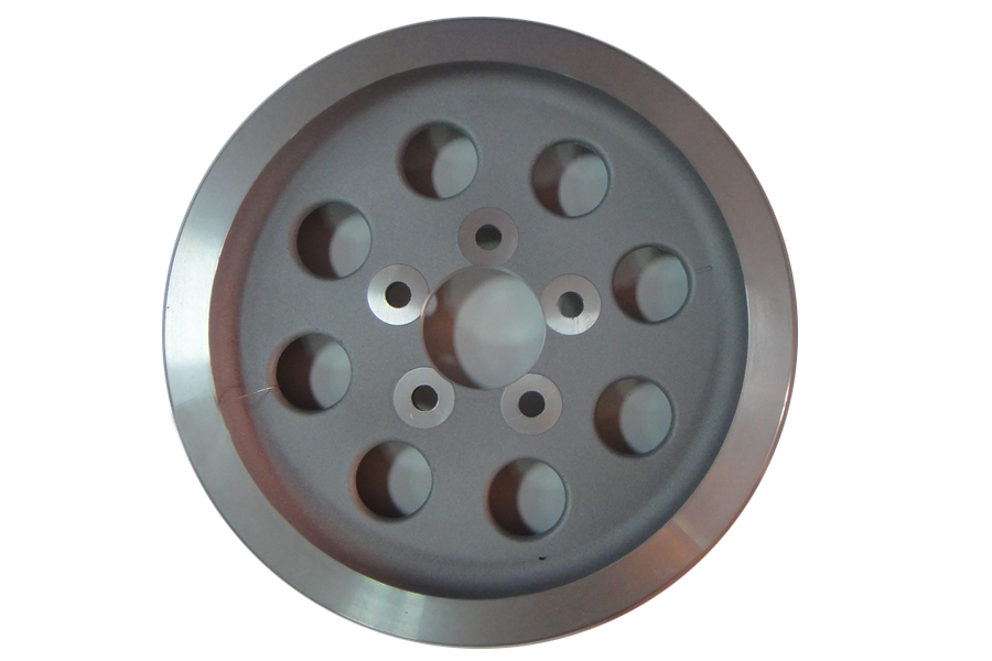 Rear Drive Pulley 61 Tooth Natural