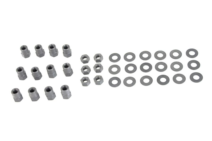 Cylinder Head Bolt Nut Kit Parkerized