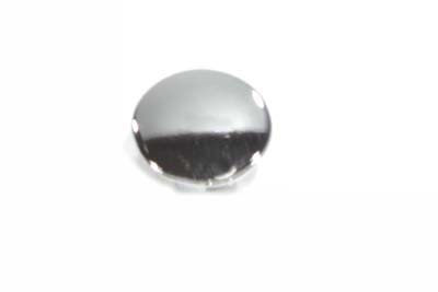 "3/8"" Allen Hole Plugs Chrome"