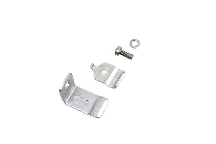 Cadmium Plated Clutch Cable Bracket