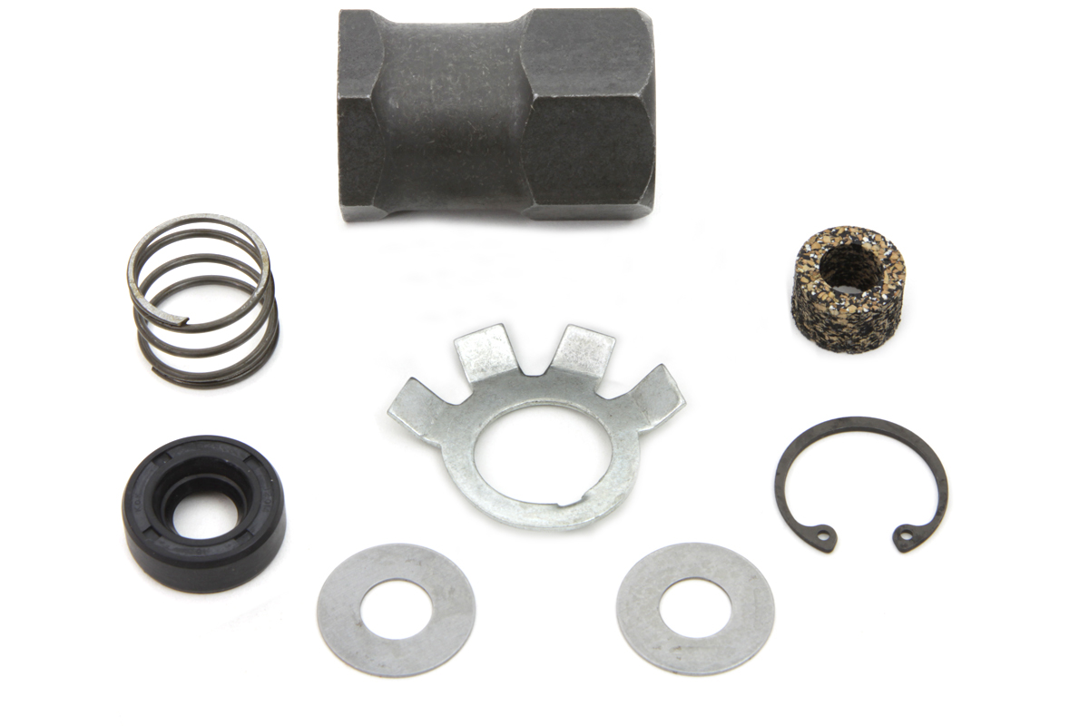 Clutch Hub Nut Kit