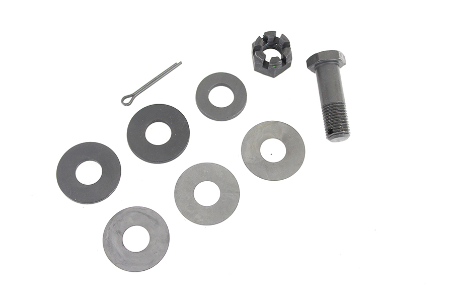 Top Motor Mount Kit Parkerized
