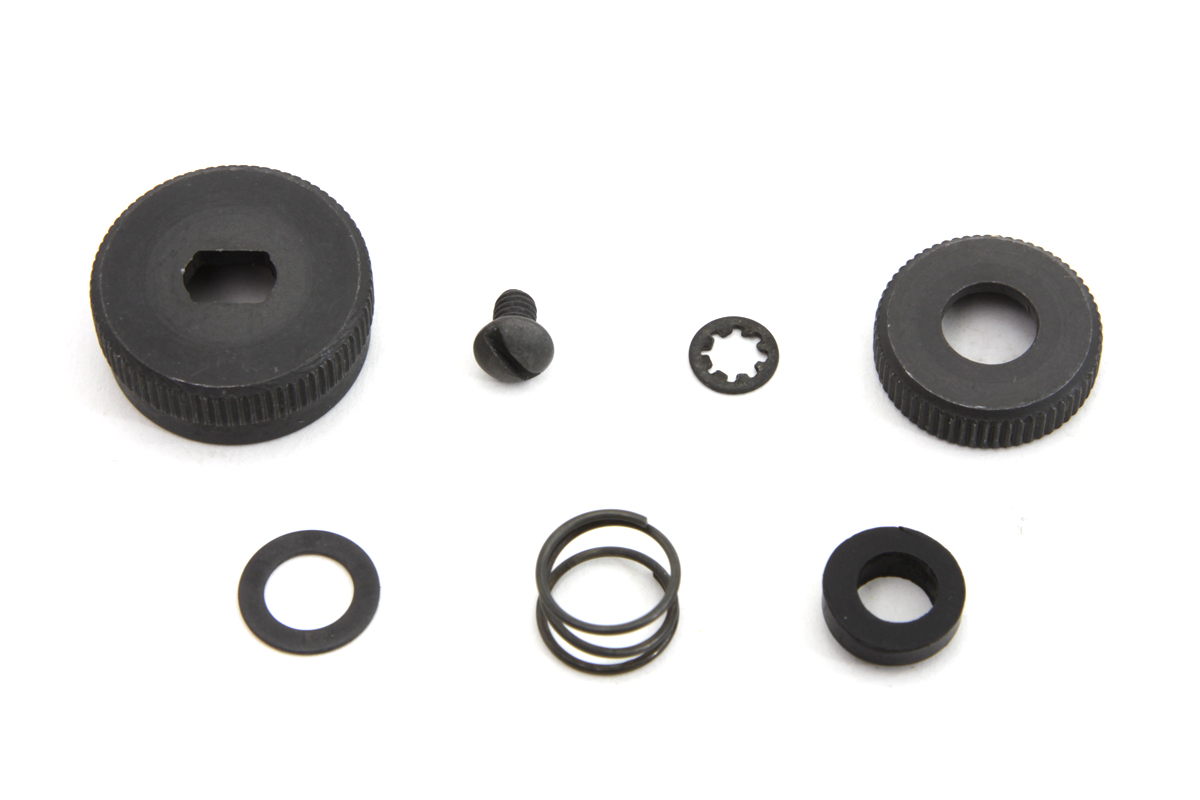 Fuel Petcock Shut-Off Rod Mounting Kit