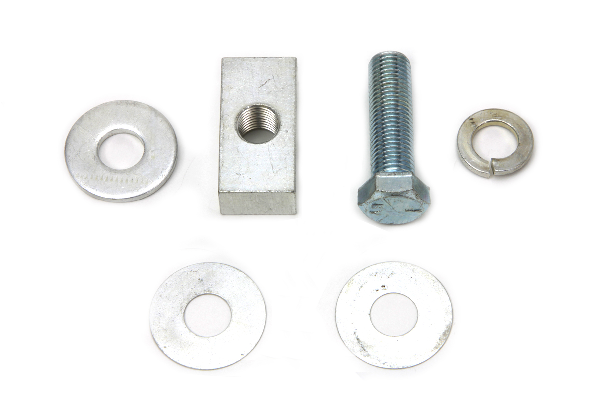 Top Motor Mount Kit Zinc Plated