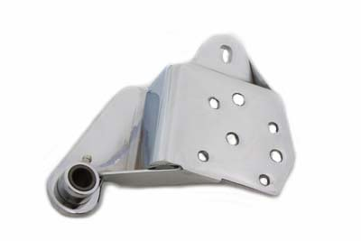 Frame Mount Shifter Bracket Chrome