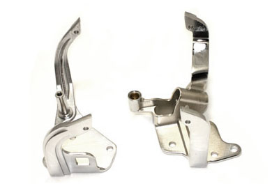 Brake and Shifter Mount Bracket Set