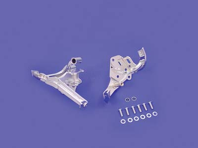 *UPDATE OE Chrome Rider Footboard Mount Kit