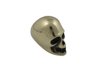 *UPDATE Brass Skull Shifter Knob