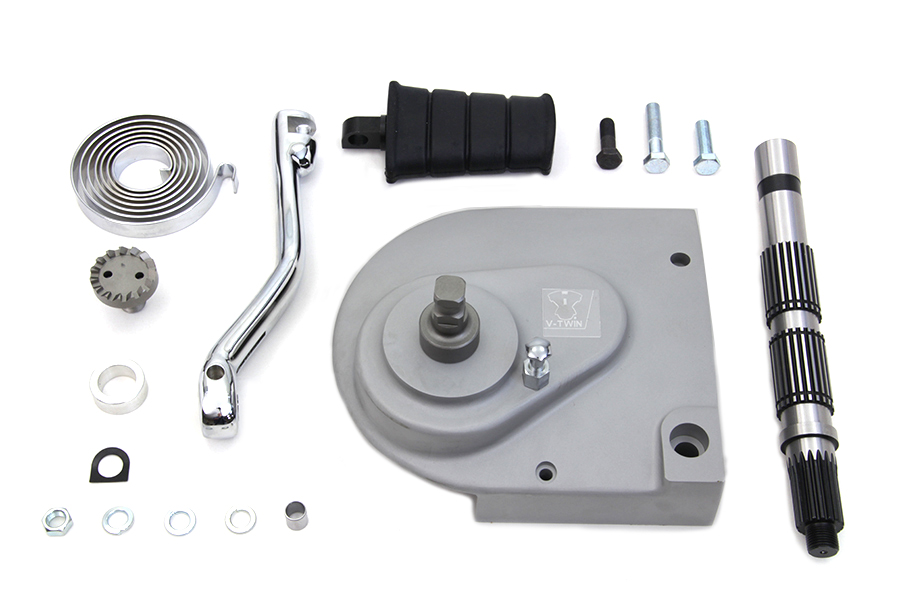 Kick Starter Conversion Kit Aluminum
