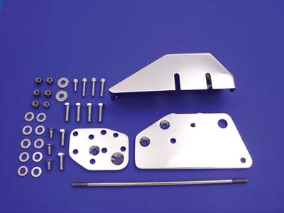 *UPDATE Footboard and Foot Control Extension Kit