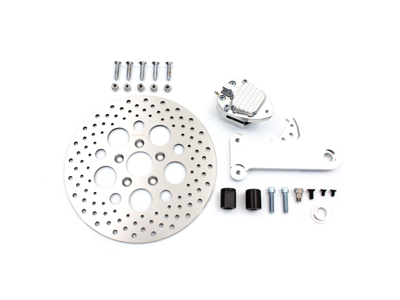 "GMA Rear 2 Piston Caliper and 11-1/2"" Disc Kit"