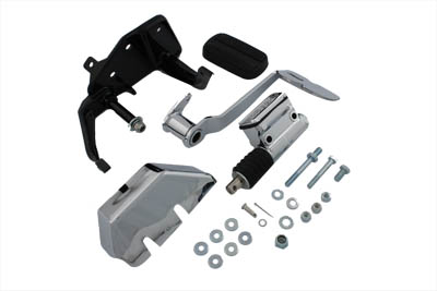 Brake Control Kit with Chrome Master Cylinder