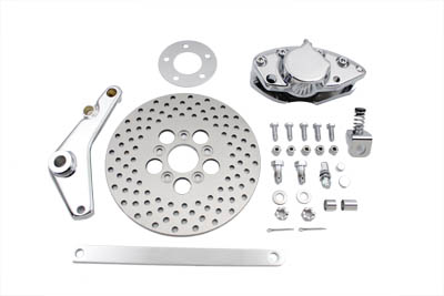 "Rear Brake Caliper and 10"" Disc Kit"