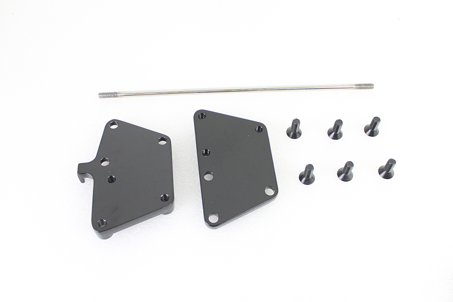 Extended Forward Control Kit Black