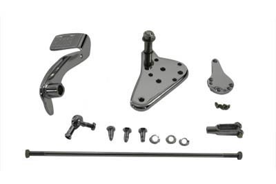 *UPDATE Chrome Competition Foot Shifter Control Kit
