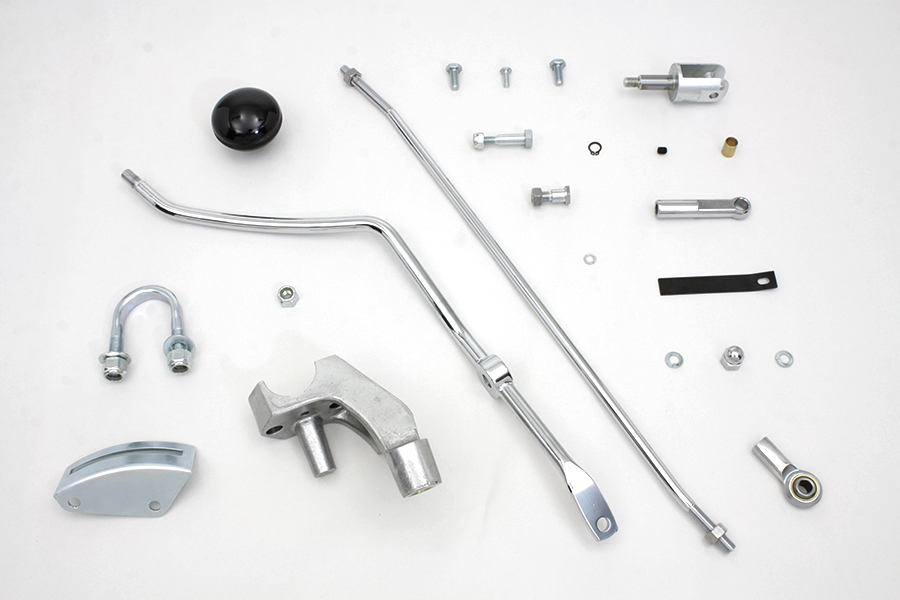 *UPDATE Police Style Shifter Control Kit