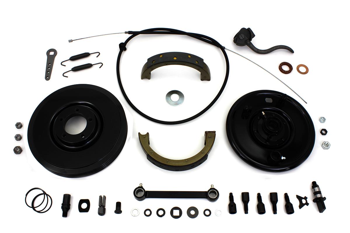 Spring Fork Front Brake Kit